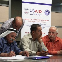 USAID Olive Oil Without Borders
