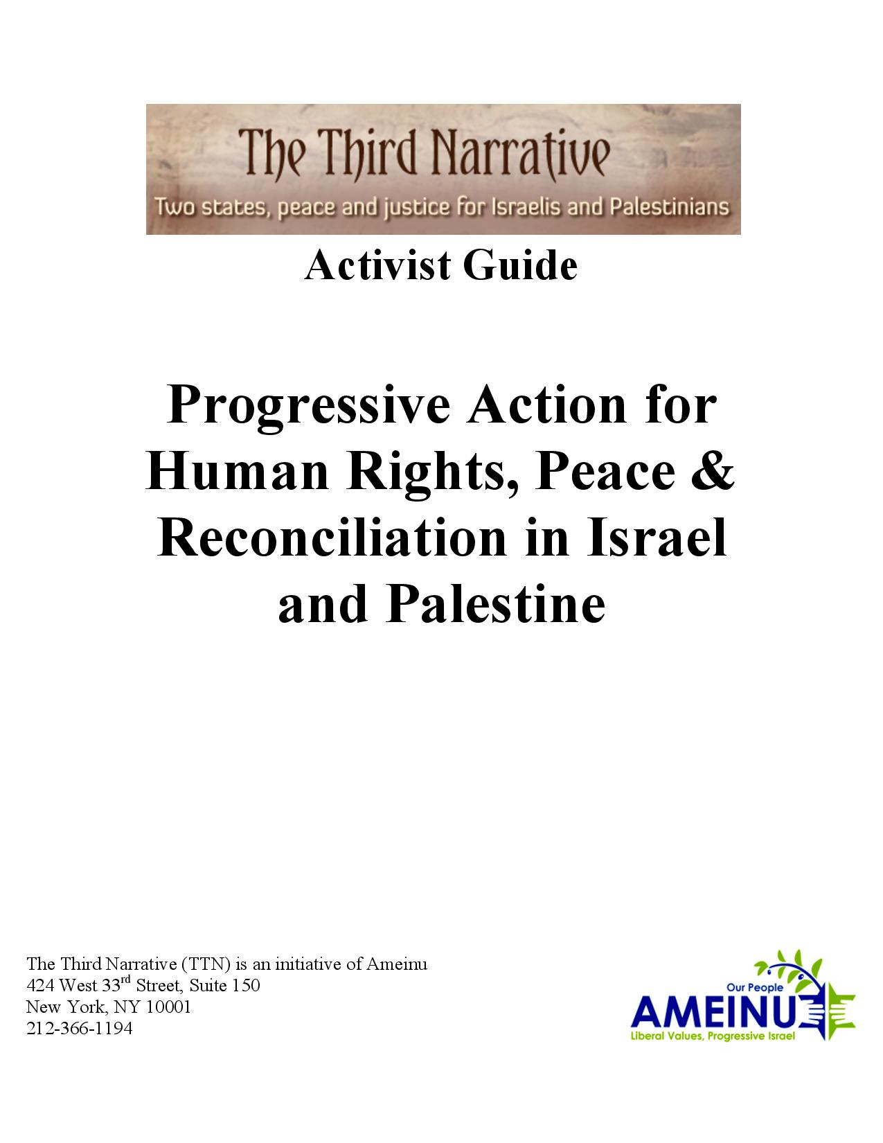 Progressive Action Guide Cover